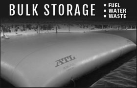 Bulk Storage Pillow Tanks